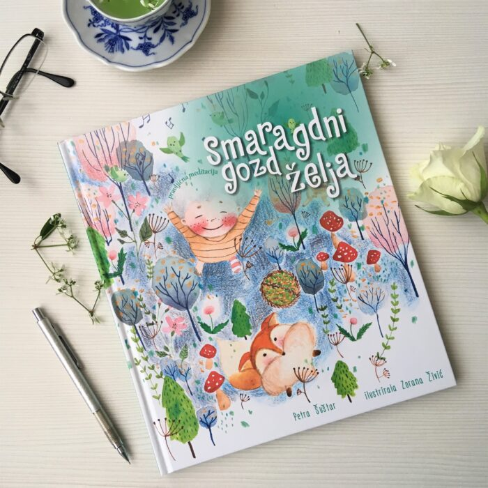 Emerald Forest picture book